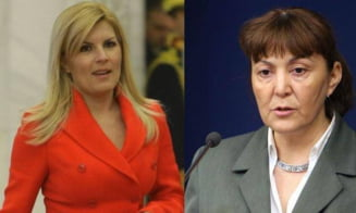 "Udrea vs Macovei - ipocrizia striga ""ipocrizie!"" (Opinii)"