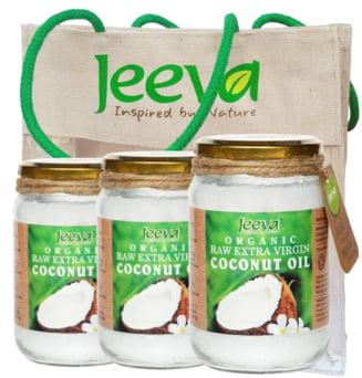 Uleiul de cocos - savurosul ingredient organic din bucataria vegana