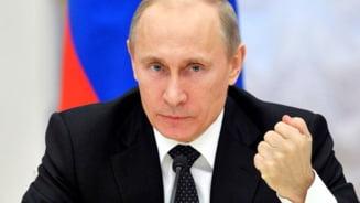 Ultima carte din maneca presedintelui Putin