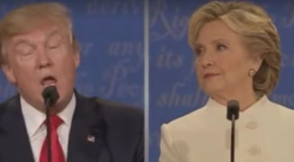 Ultima dezbatere Clinton versus Trump: Rusia, Mosul si scandalul sexual. Romania a fost mentionata in legatura cu avortul (Video)