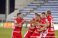 Ultima etapa din Liga 1, Final: Dinamo - Viitorul 1-1, Chindia - Voluntari 2-0, Sepsi - Clinceni 1-0, Hermannstadt - Iasi 2-2. La varianta cu 16 echipe, Dinamo este salvata