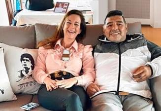 "Ultima femeie de care a fost indragostit Maradona inainte sa moara: ""Toata ziua a intrebat de mine"""