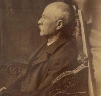 Ultima fotografie a pictorului Nicolae Grigorescu, realizata acum 114 ani, scoasa la licitatie