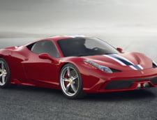 Ultima masina anuntata de Ferrari: Nu polueaza mult, are motor mai puternic