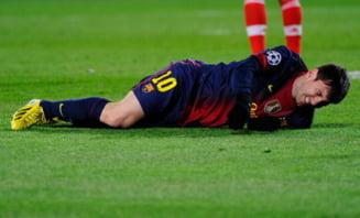 Ultima ora! Leo Messi a suferit o accidentare grava si va lipsi mult timp de pe teren