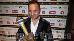 """Ultima ora:Provincialii Premiul """" Vocea Internationala """" Sanremo Music Award 2016!"""