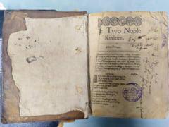 Ultima piesa de teatru scrisa de William Shakespeare, descoperita din greseala in biblioteca unui colegiu