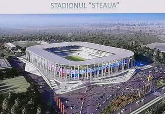 Ultimele detalii despre noile stadioane din Bucuresti: Ce se intampla cu arenele Steaua, Rapid si Arcul de Triumf