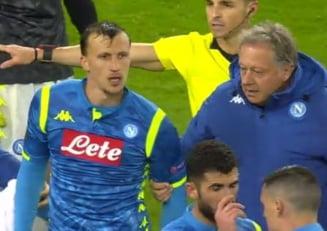 Ultimele vesti despre accidentarea lui Chiriches: Iata ce spune antrenorul lui Napoli