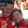 """Ultimele vesti despre recuperarea lui Michael Schumacher: """"Il vad de cel putin doua ori pe luna"""""""