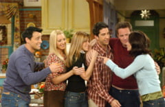 Ultimul episod din ''Friends'', cel mai bun final al unui serial TV in ultimii 20 de ani