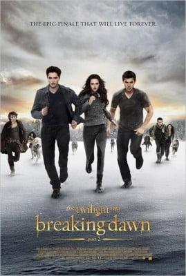 Ultimul film din seria Twilight conduce box office-ul - vezi top 10