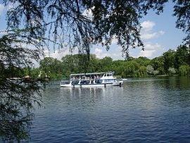 Ultimul weekend pentru plimbari cu vaporasul pe lacul Herestrau