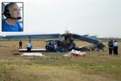 """Ultimul zbor. """"Mos Costica"""", parintele pilotilor din Sud- Estul Romaniei, a plecat la Ceruri!"""