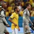 Umilita in finala mica, Brazilia s-a comportat rusinos la finalul meciului cu Olanda