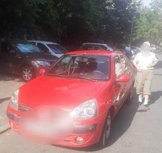 Un șofer în vârstă de 90 de ani a uitat drumul spre casă și a blocat o stradă din București. A refuzat să mai plece de pe loc