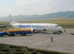 Un Boeing 737 Next Generation pentru Aeroportul Bacau