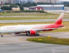 Un Boeing 777 a aterizat de urgenta la Moscova cu probleme la motor. Un incident similar, cu acelasi model de avion, a avut loc acum cateva zile in SUA