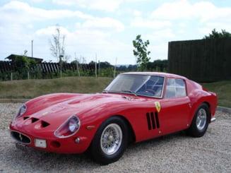 Un Ferrari, scos la licitatie cu un pret de pornire de 20 de milioane de dolari