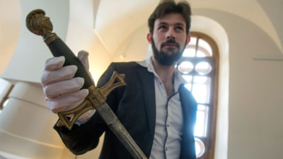 Un Mare Venerabil a povestit magistratilor din Timisoara secretele Masoneriei si cum sunt initiati ucenicii