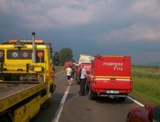 Un accident mortal blocheaza traficul in zona Bran-Moeciu: coloane de masini pe 4 kilometri