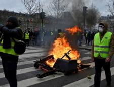 """Un act impotriva protestelor violente a fost adoptat in Franta. Ce prevede legea """"anti-huligani"""""""