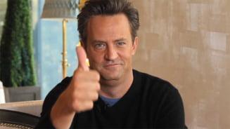 Un actor din Friends recunoaste: Eram tot timpul mahmur la filmari