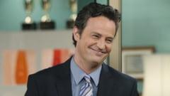 Un actor din Friends va fi externat dupa trei luni in spital