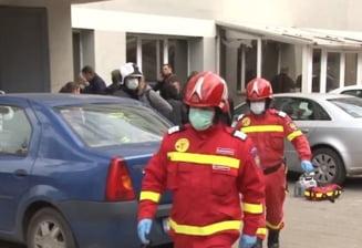 Un al doilea bloc din Timisoara a fost evacuat, dupa ce s-a facut deratizare si dezinsectie
