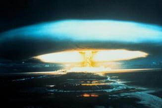 Un aliment contine urme radioactive provocate de bombele nucleare testate in anii '50 -'60. Ce efecte poate avea asupra sanatatii consumatorilor