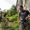 Un alpinist reprezinta Romania intr-un proiect european: Este exceptional in ceea ce face