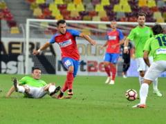 Un alt jucator dat afara de Steaua in iarna si-a gasit echipa - oficial