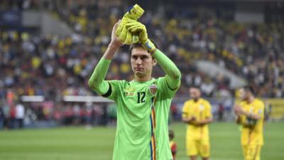Un altfel de interviu cu Tatarusanu: la ce sporturi se uita si care sunt marile lui pasiuni