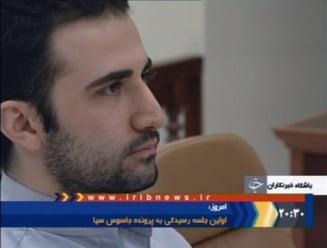 Un american a fost condamnat la moarte, in Iran