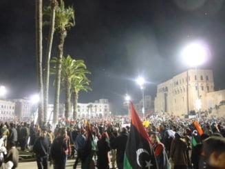 Un an de la moartea lui Gaddafi (Video)