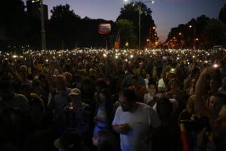 Un an de la protestul din 10 august. Romania a respirat aerul libertatii (Galerie foto & video)