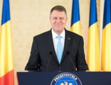 Un an la Cotroceni: Klaus Iohannis se adreseaza Parlamentului