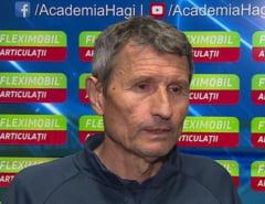 """Un antrenor din Liga 1 acuza """"ciudatenii"""" la echipa sa"""