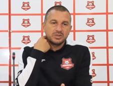 """Un antrenor din Liga 1 si-a anuntat demisia: """"E ultimul mei meci"""""""