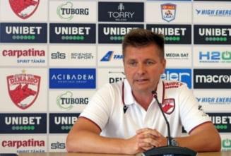 Un antrenor strain vine s-o salveze pe Dinamo. E la al doilea mandat la conducerea echipei din Stefan cel Mare