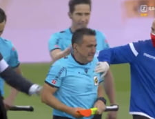 Un arbitru a inceput sa planga dupa ce Real Madrid a pierdut titlul