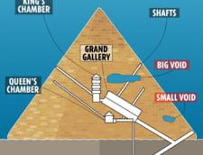 """Un arheolog celebru anunta descoperirea din Marea Piramida: """"Comoara a fost ascunsa in interior"""" VIDEO"""