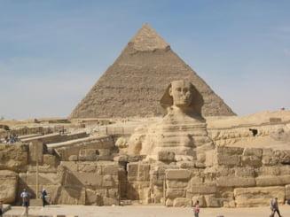 Un artefact din Piramida lui Keops, regasit intr-o cutie de trabucuri din Scotia