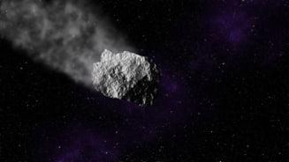 Un asteroid mult mai mare decat cel cazut in Rusia in 2013 va trece pe langa Pamant vineri