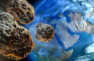 Un asteroid ne poate lovi oricand, afirma astronautii NASA