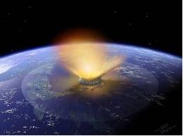 Un asteroid urias, pericolul major pentru stratul de ozon