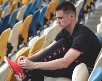 Un atacant cunoscut a fost suspendat un an de UEFA dupa ce-a fost depistat pozitiv la un meci din Europa League