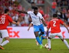 Un atacant de la FCSB, ales jucatorul etapei din Europa League