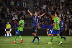 Un autogol de cascadorii rasului a stricat petrecerea lui Zlatan Ibrahimovici din MLS (Video)