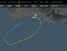 Un avion Boeing 737 s-a prabusit in apele coastelor insulelor Hawaii la scurt timp dupa decolare